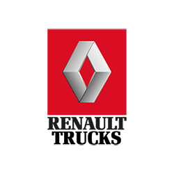 Logo of renault trucks